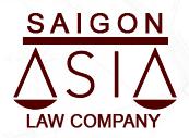 Logo Công ty Luật Sài Gòn Á Châu (SAL)