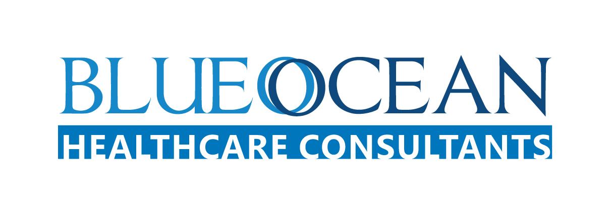 Logo Công ty Cổ phần đầu tư và tư vấn quản lý y tế BlueOcean