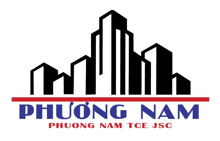Logo Công ty Cổ phần Khai thác Xây dựng Vận tải Phương Nam