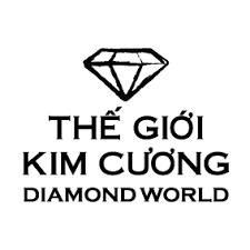 Logo Công ty TNHH Thế Giới Kim Cương (DIAMOND WORLD)