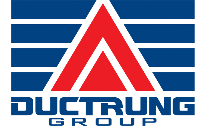 Logo Tập đoàn Đức Trung