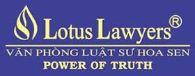 Logo  CHI NHÁNH VĂN PHÒNG LUẬT SƯ HOA SEN (Lotus Lawyers)