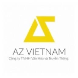 Logo Công ty TNHH văn hóa và truyền thông AZ Việt Nam