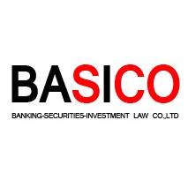 Logo Công ty Luật TNHH Ngân hàng – Chứng khoán – Đầu tư (BASICO)