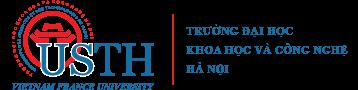Logo Trường Đại học Khoa học và Công nghệ Hà Nội