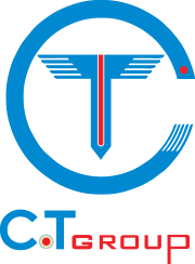Logo Tập đoàn C.T Group Việt Nam