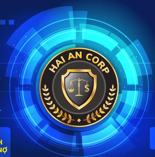 Logo Công ty CP dịch vụ An Ninh và Tài chính Hải An