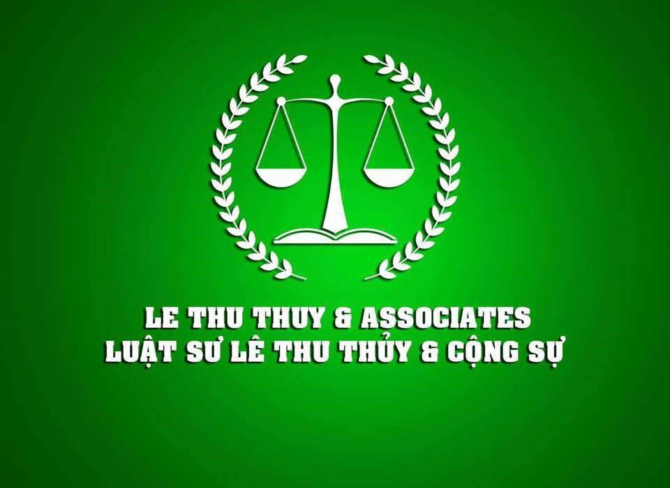 Logo Văn phòng Luật sư Lê Thu Thủy và Cộng sự