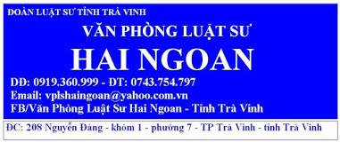 Logo Văn Phòng Luật Sư Hai Ngoan