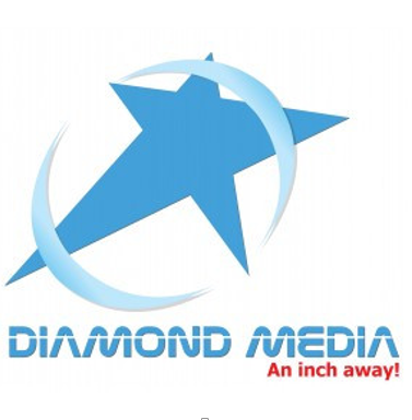 Logo Công Ty Cổ Phần Truyền Thông Kim Cương (Chi nhánh Thái Nguyên)