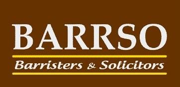 Logo Công ty Luật TNHH Barrso