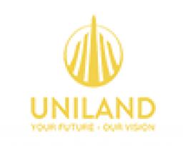Logo Công ty Cổ phần đầu tư kinh doanh Bất động sản Uniland