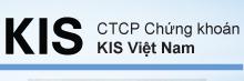 Logo Công ty Cổ phần Chứng khoán KIS Việt Nam