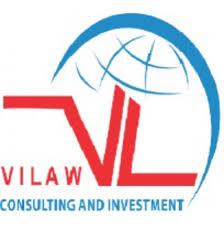 Logo Công ty TNHH tư vấn và đầu tư Vilaw