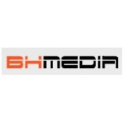 Logo Công ty Truyền Thông Bình Hoàng Media (BH Media)