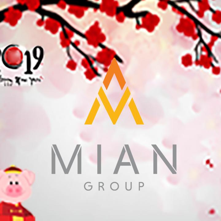 Logo Công ty Cổ phần Tập đoàn Minh Anh (MIAN GROUP)