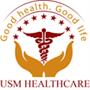 Logo Công ty Cổ phần Nhà máy Trang Thiết bị Y tế USM Healthcare (USM Healthcare Medical Devices JSC)