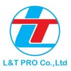 Logo Công Ty TNHH Một Thành Viên Sản Xuất Thương Mại L&T