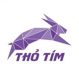 Logo Công Ty TNHH Kế Hoạch Quảng Cáo Thỏ Tím