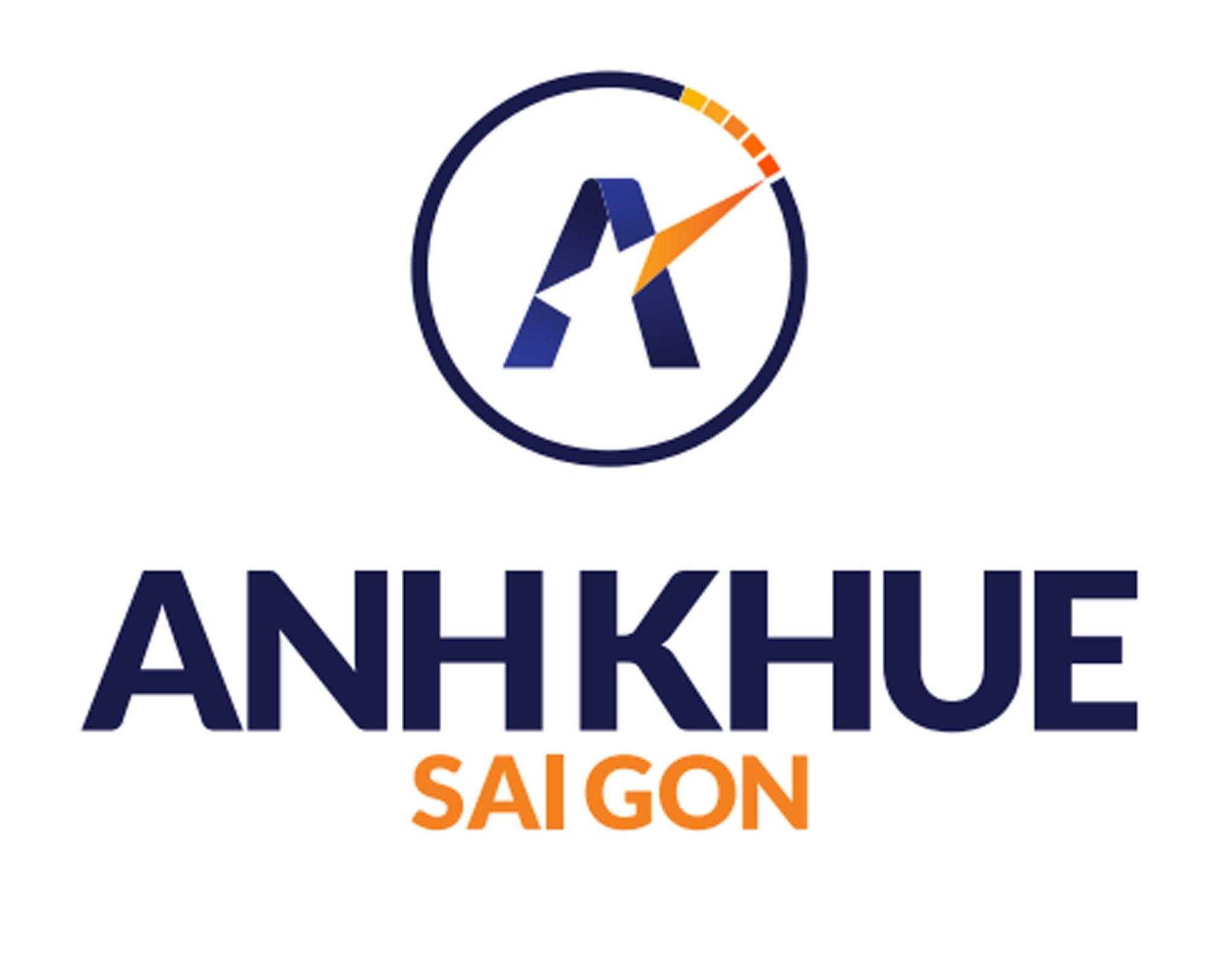Logo Công ty TNHH Anh Khuê Sài Gòn