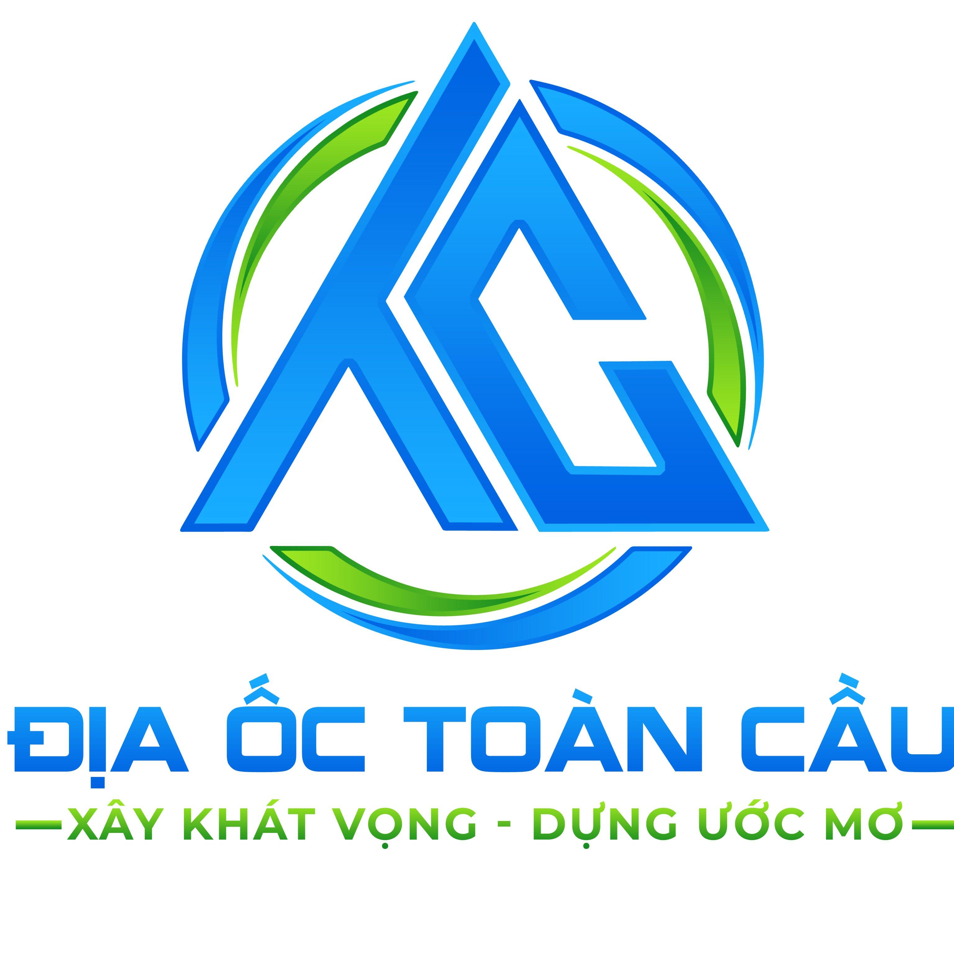 Logo Công Ty CP Đầu Tư & Xây Dựng Địa Ốc Toàn Cầu