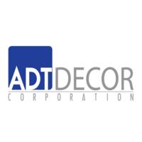 Logo Công ty CP mỹ thuật ứng dụng xây dựng ADT