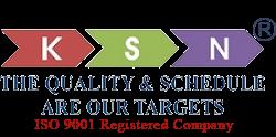 Logo Công ty TNHH Vật tư và Thiết bị K S N