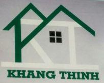 Logo Công ty TNHH Dịch vụ Địa ốc Xây dựng Thương mại Khang Thịnh