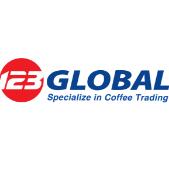Logo Công Ty Cổ Phần Cà Phê 123Global