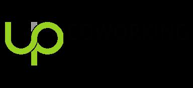 Logo Công ty cổ phần phát triển UP (UP Co-working Space)