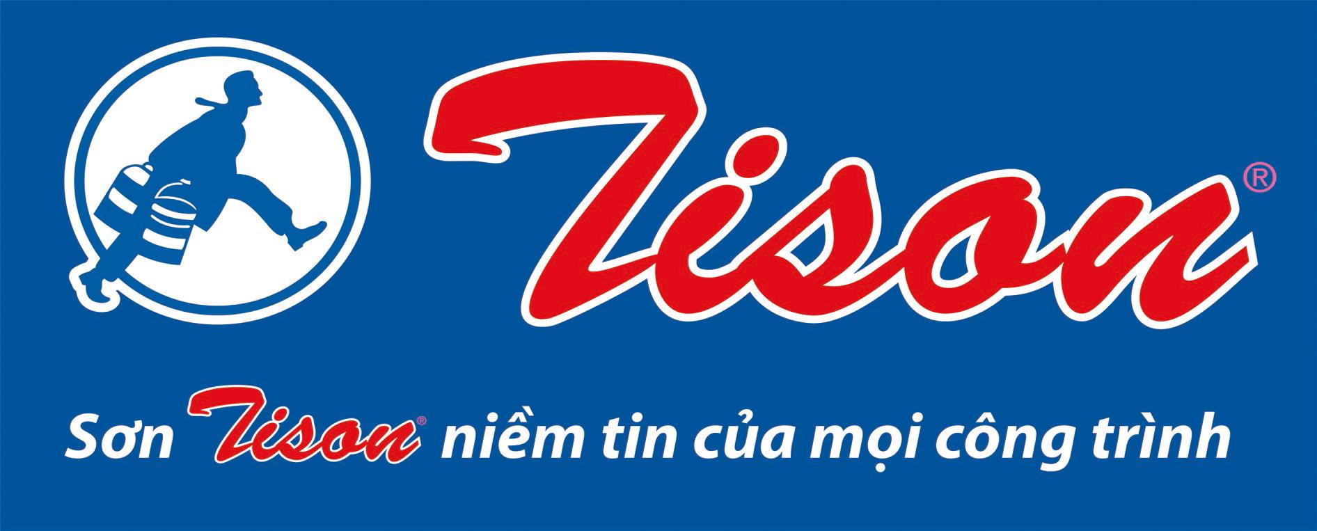 Logo Công ty TNHH Sơn Tison