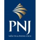 Logo Công ty CP Vàng Bạc Đá Quý Phú Nhuận (PNJ) - Chi Nhánh Tây Nguyên