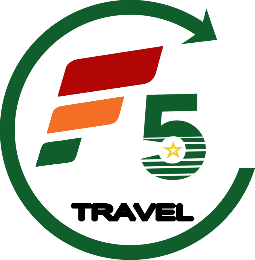 Logo Công ty TNHH Du Lịch F5 Việt Nam