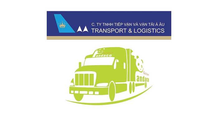 Logo Công Ty TNHH Tiếp Vận Và Vận Tải Á Âu