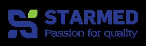 Logo Công ty Cổ phần Dược phẩm Starmed
