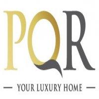 Logo Công Ty Cổ Phần Dịch Vụ Địa Ốc PQR