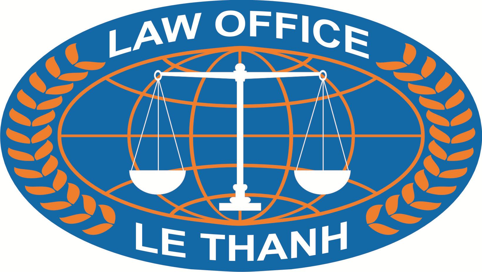Logo Văn phòng luật sư Lê Thành