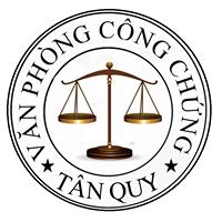 Logo Văn phòng Công chứng Tân Quy