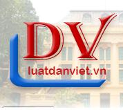 Logo Công ty Luật Dân Việt - Đoàn Luật sư Thành phố Hà Nội