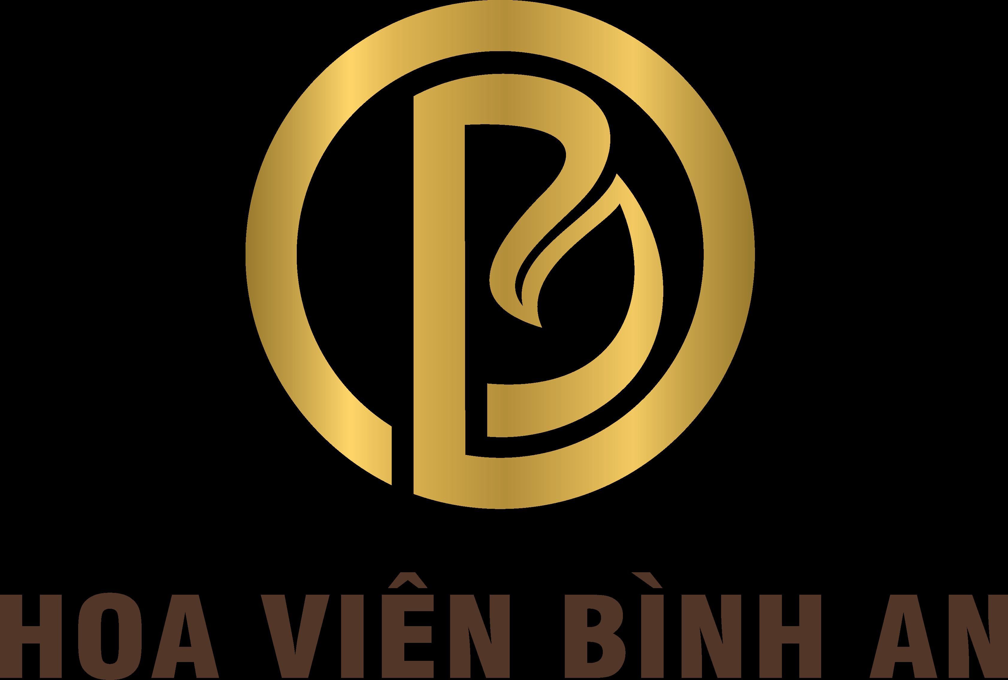 Logo Công Ty TNHH Hoa Viên Bình An