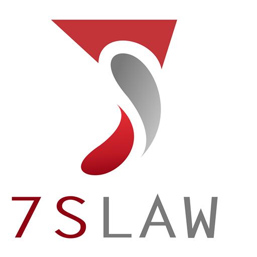 Logo Công ty CP Tư Vấn và Dịch Vụ Luật 7s