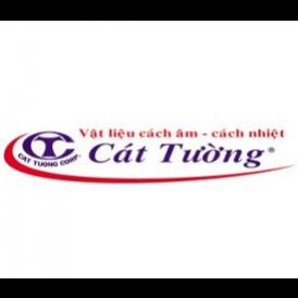 Logo Công ty CP SX Vật liệu Cách Âm Cách Nhiệt Cát Tường