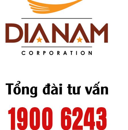 Logo CÔNG TY CPTM ĐỊA NAM