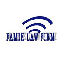 Logo Công ty Luật TNHH FAMIK
