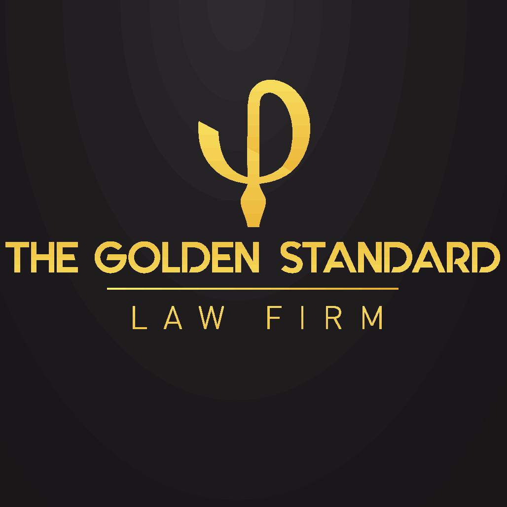 Logo Công ty Luật TNHH Golden Standard
