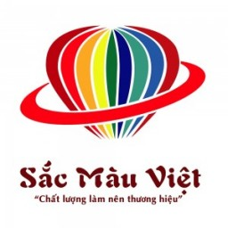 Logo Công ty TNHH Quảng Cáo và Du Lịch Sắc Màu Việt