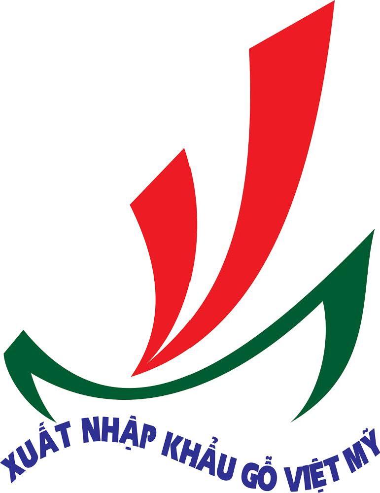 Logo Công ty TNHH XNK Gỗ Việt Mỹ