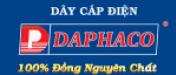Logo Công ty Cổ phần Dây Cáp Điện DAPHACO