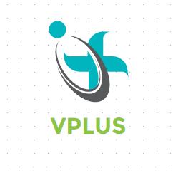 Logo Công Ty Dược Phẩm VPlus
