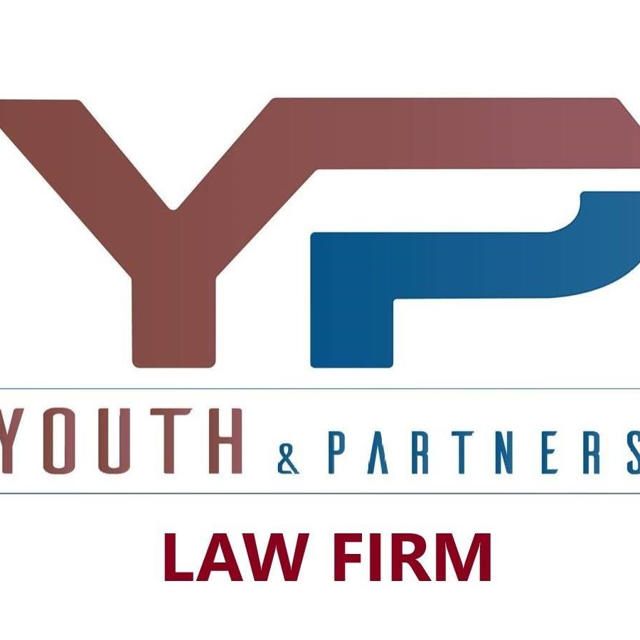 Logo Công ty Luật TNHH Youth & Partners (Y&P Law Firm)